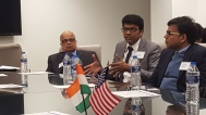 Indian Delegation Roundtable